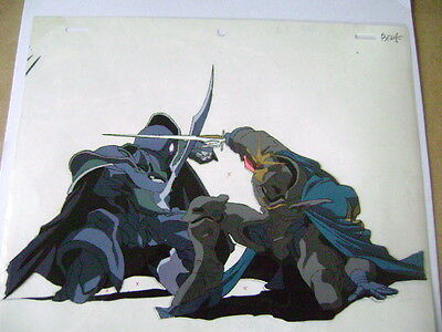 The Vision Of Escaflowne Guymelf Scherazade Anime Production Cel 6