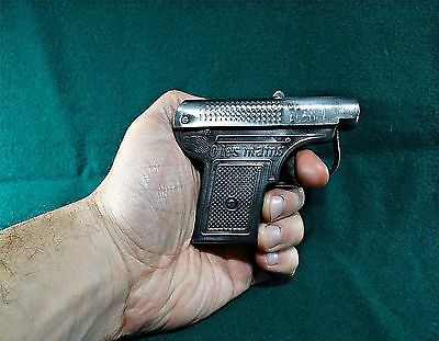 Browning Vintage Pistol Cigarette Dispenser Oles Mains Made In Austria