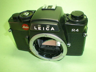 Vintage  Leitz  Leica R4   Body Only