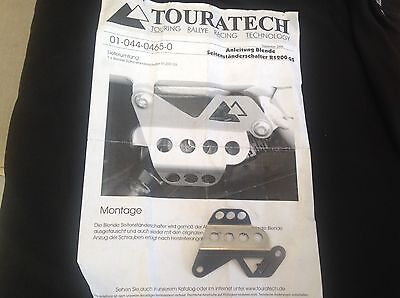 BMW R1200GS to 05 TOURATECH Frame Side supports switch Side Stand Switch