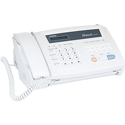 Brother FAX275 Electronics Features Personal Fax and Telephone