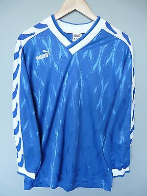 Vintage Puma 90's Football Shirt Trikot Jersey #5 Sz Small (276)