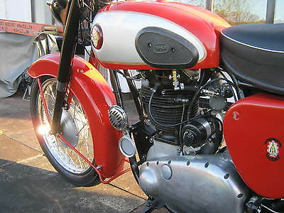 Bsa B31 1956 Pre-Unit-Just 16 Miles Since Full Nut And Bolt Re-Build.
