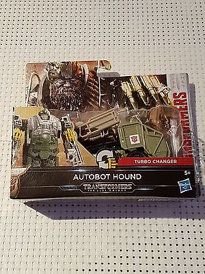 TRANSFORMERS  5 THE LAST KNIGHT (Hasbro) AUTOBOT HOUND