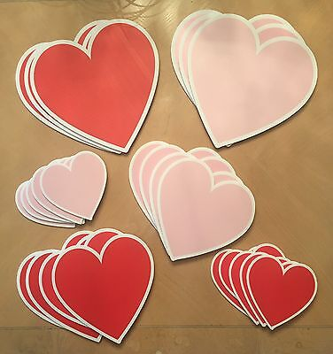 Yard Expressions Specialty Add-On Packages - Set Of 24 Hearts