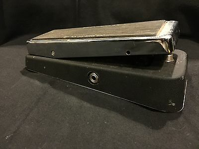 Very Early 70's KING Vox-Wah Vintage Guitar Effect Pedal Model 95-932011