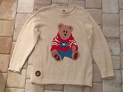 Boyds Eddie Bearmerican Sweater Extremely Rare !!!   Excellent Condition !!!