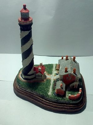 USA Lighthouses - St. Augustine, FL - Limited Edition Komeylian Sculputure NIB