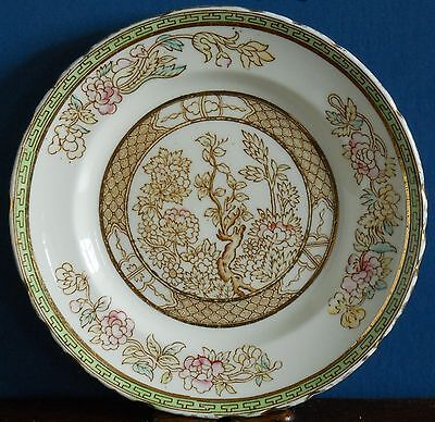"A vintage 7"" Sutherland bone china Indian Tree Side Plate"
