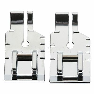 "Household Sewing Machine 1/4"" Quilting Stitching Presser Foot Feet For Brother"