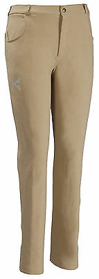 TuffRider Unisex Pro Polo Jeans Riding Pants Breeches, sz 34, Light Tan NWT