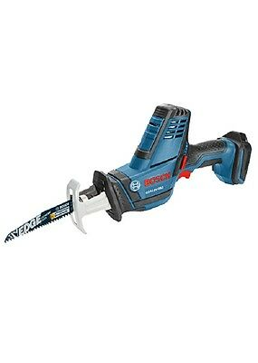 Bosch GSA18V-083B 18 V Compact Reciprocating Saw NEW Cordless Tool