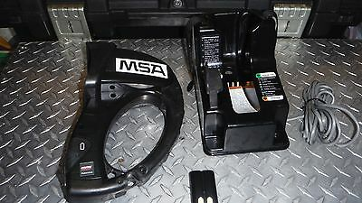 Msa 5200 Hd Thermal Imaging Camera, Spare Battery, And Truck Mount Charger