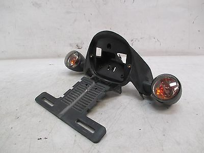 Harley Davidson Xr Sportster 1200 License Plate Bracket With Turn Signal