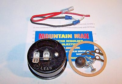 ELECTRIC CHOKE KIT Ford Autolite Holley 4100 Carburetor