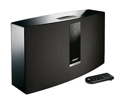 New - Bose SoundTouch 20 - FREE SHIPPING - Wi-Fi Speaker - Bluetooth - BLACK
