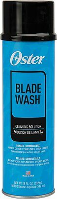 Oster 076300-103-005 Blade Wash Liquid Blade Dip Spray 18 oz