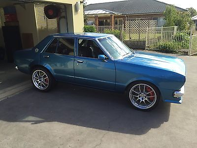 Datsun Nissan Stanza 1981 SR20 Turbo Engineered Registered Race Drift Drag