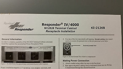 Rauland Responder 4  4000 complete working system still under warranty!!!