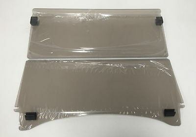 Windshield For Club Car Precedent Golf Cars. Tinted Or Clear. Strong 4Mm Acrylic