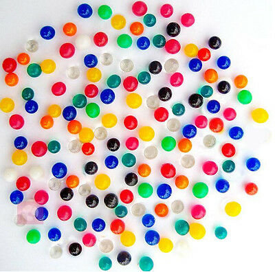 10000pcs/Bag Water Beads Bio Gel Magic Ball Pearl Crystal Shape Grow Jelly Balls