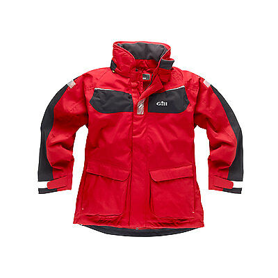 Côte Gill Jacket - Red