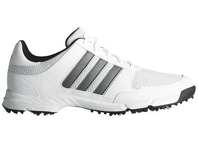 Adidas Tech Response WD Golf Shoes - Feather White