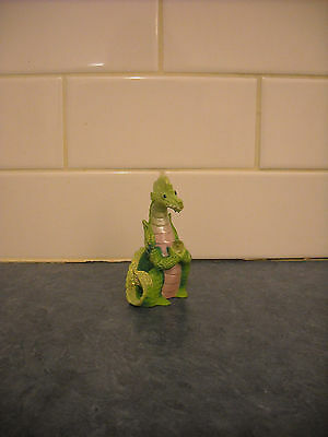 Fantasy Lot Breyer Stablemate Glittering Dragon Figurine Mini With Htf Ball 2003