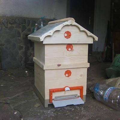 Beehive  Broodbox  Honey box comes complete with Frames