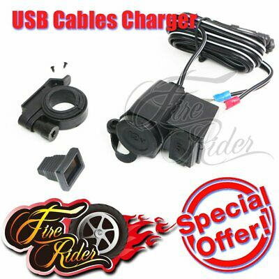 For Harley Davidson For iPhone iPod Cell phones GPS Power Outlet USB 12V 2.1A