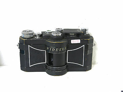 Widelux F8 35mm Panoramic Film Camera free shipping Japan