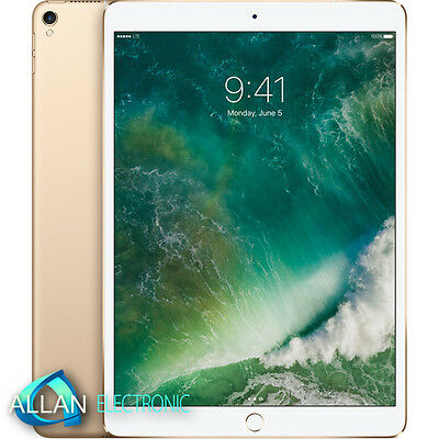 "Neu Apple iPad Pro 10.5 "" inch 10.5'' 256GB Wifi Version - Gold"