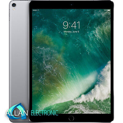 "Neu Apple iPad Pro 10.5 "" inch 10.5'' 256GB Wifi Version - Space Grey Grau"