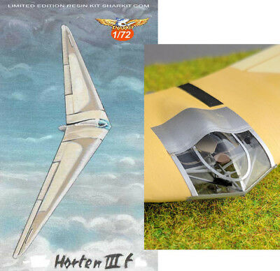 HORTEN III f    -  1/72 scale - resin kit