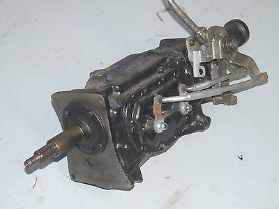 Ford T10 4 speed transmission