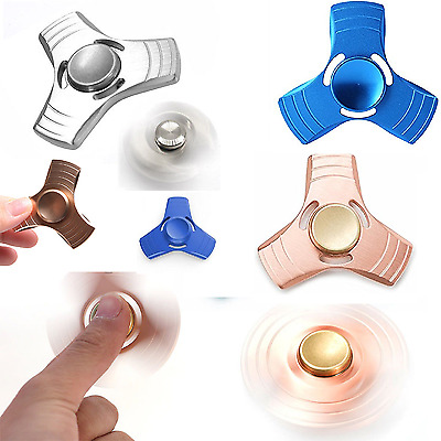 The New Anti-Anxiety 360° Spinner Helps Focusing Fidget Toy 3D Figit Autism UK
