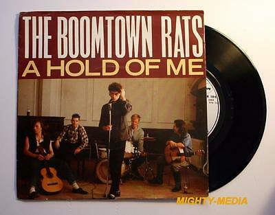 "THE BOOMTOWN RATS  - A HOLD OF ME - 7"" Vinyl Record : NR MINT (p346)"