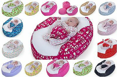 Baby Bean Bag Chair - Various Colours And Designs