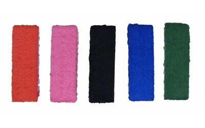 New Novo Sports Racket Handle Replacement Grip Badminton Squash Towelling Grips