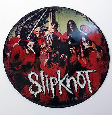 "Slipknot - Limited Edition 12"" Picture Disc LP Vinyl Album - RR 8655 - 2000"