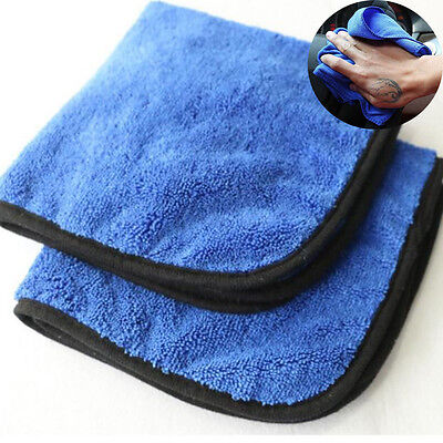 40*40CM Micro Fiber Car Detailing Cleaning Soft Cloth Large Towel Duster Wash