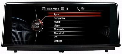 """Ouchuangbo car dvd gps radio for 8.8"""" BMW 1 F20 F22 F23 F45 F46 F87 android 4.4"""