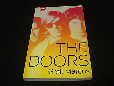 Greil Marcus - The Doors - deutsch