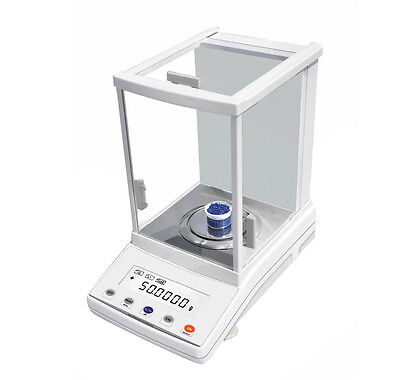 100x0.0001g high precision medical electronic Analytical Balance Digital Scale