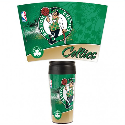 Travel Mug Team Logo Boston Celtics