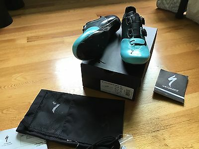 S-Works 6 Specialized cycling shoes road limited edition blue