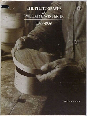 Shaker & Other Photographs by William F. Winter, Jr -Noted American Photographer
