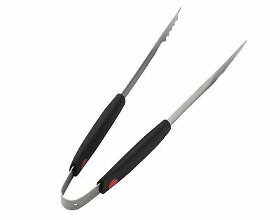 Landmann Deluxe Stainless Steel Cooking Tongs For BBQ Grill Barbecue