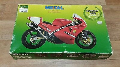 Swift by Protar Ducati 888 model - 1:9 - partially built