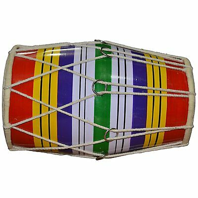 Good Item Dholak Hand Percussion Drum Indian Musical Instrument Made Dropmarket